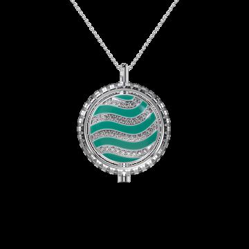 TALIA ARIA, 2 charm pendant