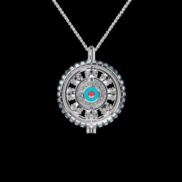 TALIA ARIA, 3 charm pendant